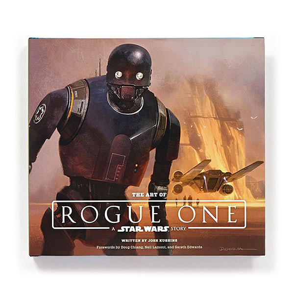 The Art of Rogue One A Star Wars Story with Signed Bookplates