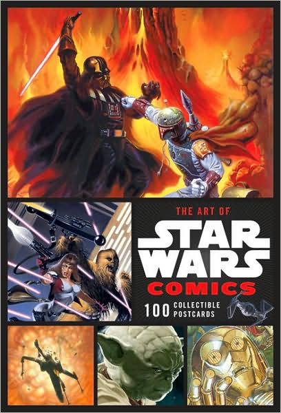 The Art of Star Wars Comics