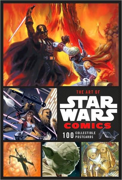 The Art of Star Wars Comics