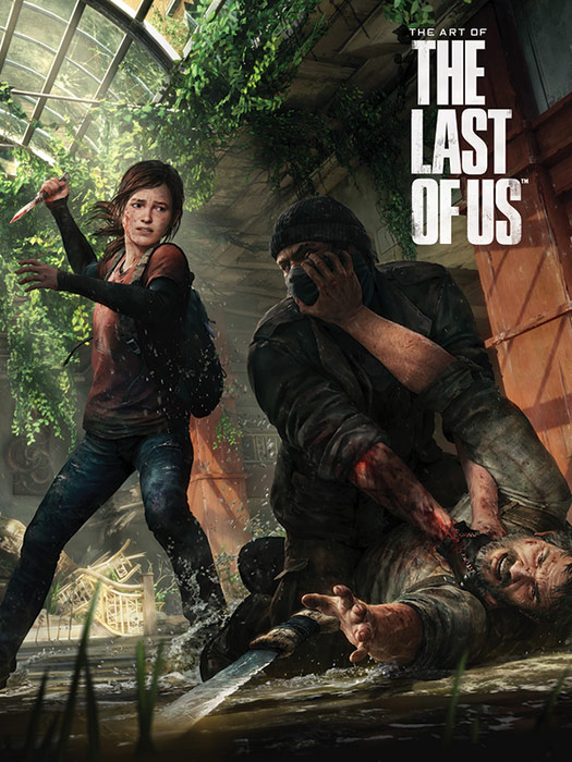 The Art of The Last of Us Book