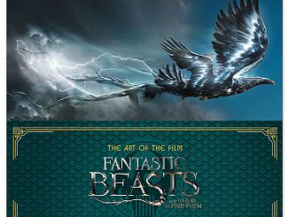 The Art of the Film Fantastic Beasts and Where to Find Them