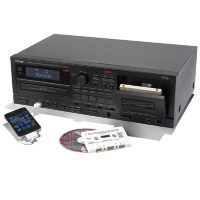 The Audio Restoring Cassette To CD Converter