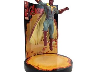 The Avengers Age of Ultron Behold The Vision Premium Motion Statue
