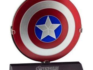 The Avengers Captain America Shield 1 6 Scale Prop Replica