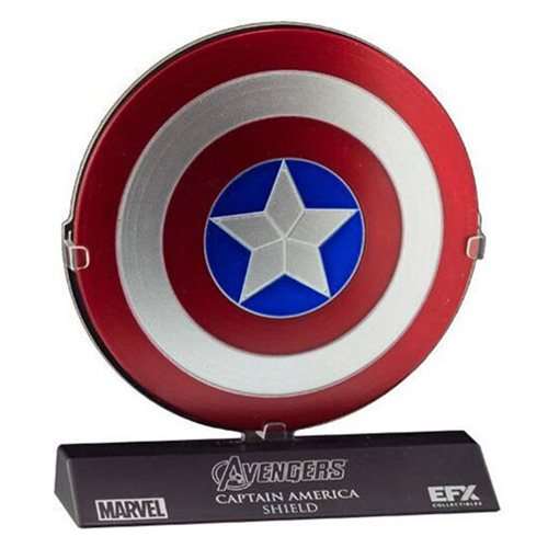 The Avengers Captain America Shield 1 6 Scale Prop Replica