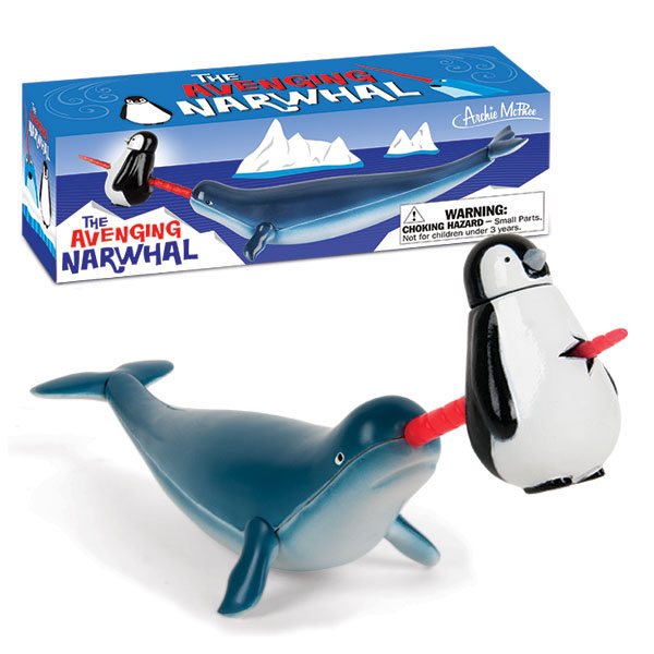 The Avenging Narwhal