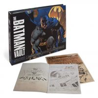 The Batman Vault Museum in a Book