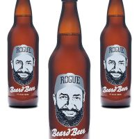 The Beard Beer by Rogue