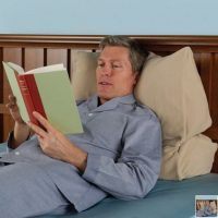 The Bedtime Reader's Configurable Pillow