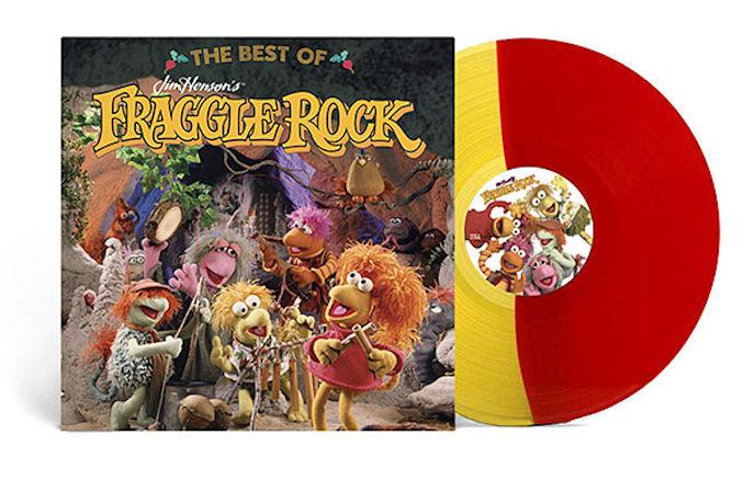 The Best of Fraggle Rock – Exclusive Vinyl LP