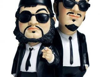 The Blues Brothers Gnome Edition