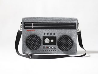 The Boombox Bag
