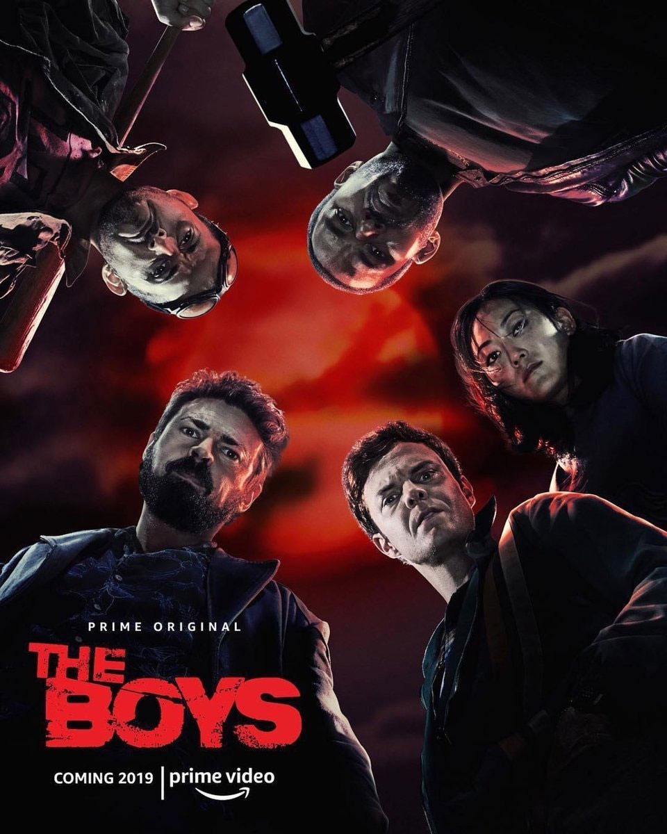 The Boys Promo Poster