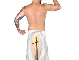 The Butt Towel