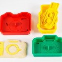 The Camera Cookie Cutter Set