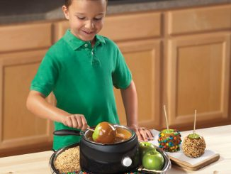 The Caramel Apple Maker