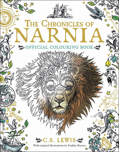 The Chronicles of Narnia Adult Coloring Book
