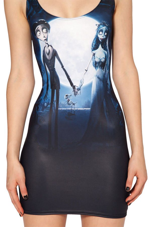 The Corpse Bride Dress