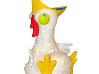 The Crazy Chicken Game