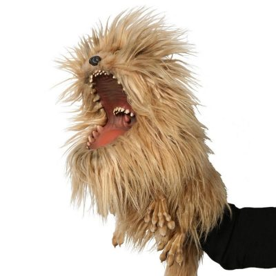The Dark Crystal Fizzgig Hand Puppet
