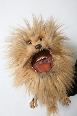 The Dark Crystal Fizzgig Puppet