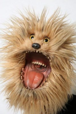 The Dark Crystal Fizzgig Puppet Mouth