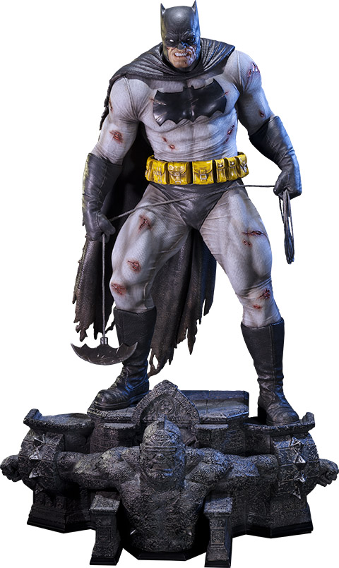 The Dark Knight Returns Batman Statue