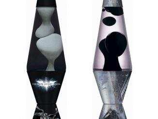 The Dark Knight Rises Lava Lamp