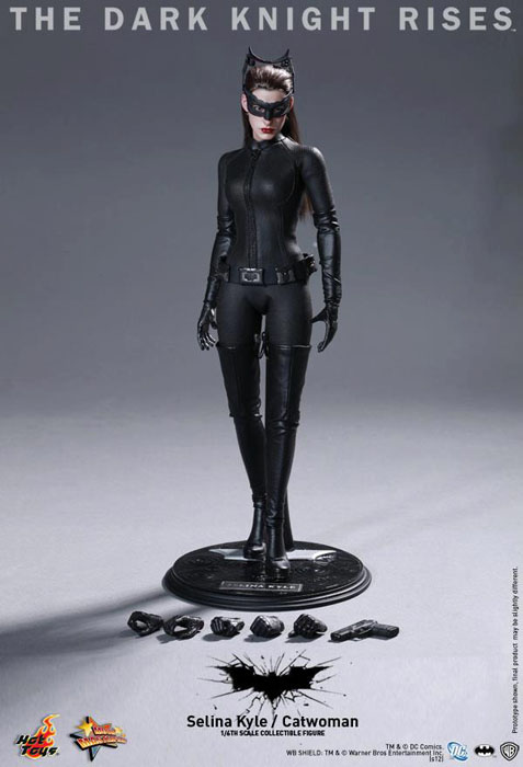 The Dark Knight Rises Selina Kyle Catwoman Figure