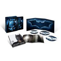 The Dark Knight Trilogy Blu-ray