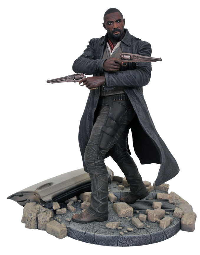The Dark Tower Gunslinger Roland Statue