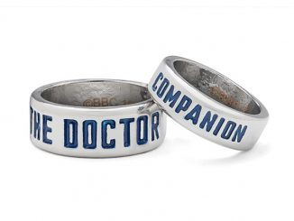 The Doctor Companion Rings