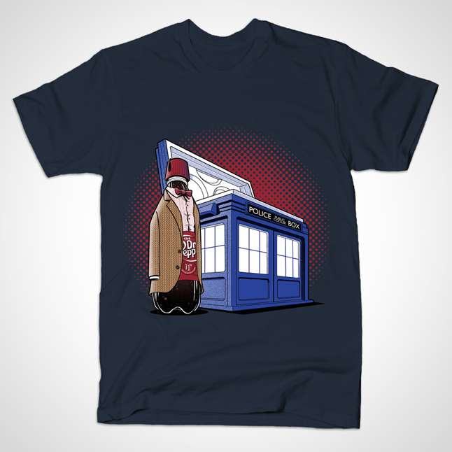 The Doctor Pepper Shirt