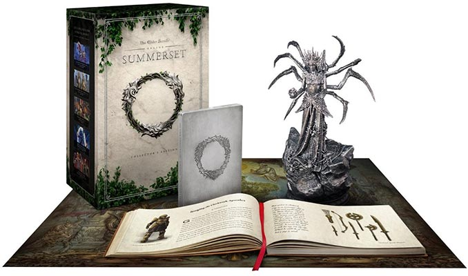 The Elder Scrolls Online: Summerset Collector's Edition