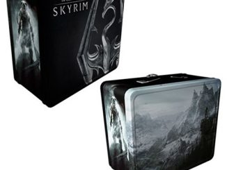 The Elder Scrolls V Skyrim Tin Tote