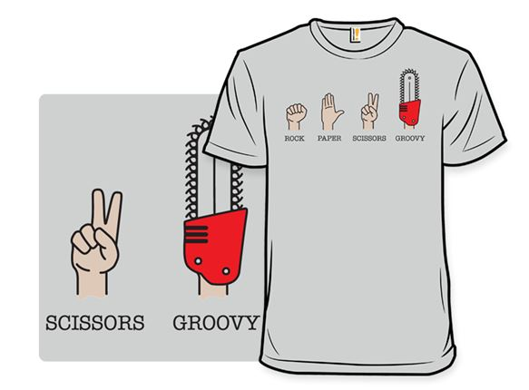 The Evil Dead Groovy Shirt