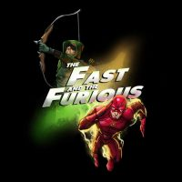 The Fast and the Furious Shirt