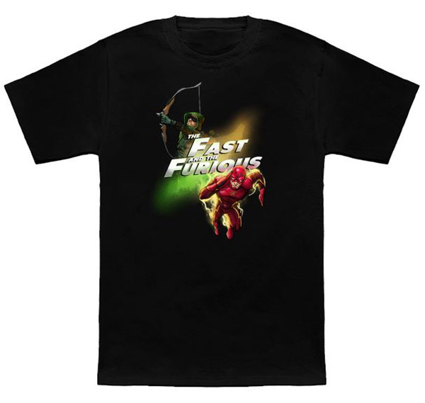 The Fast and the Furious T-Shirt