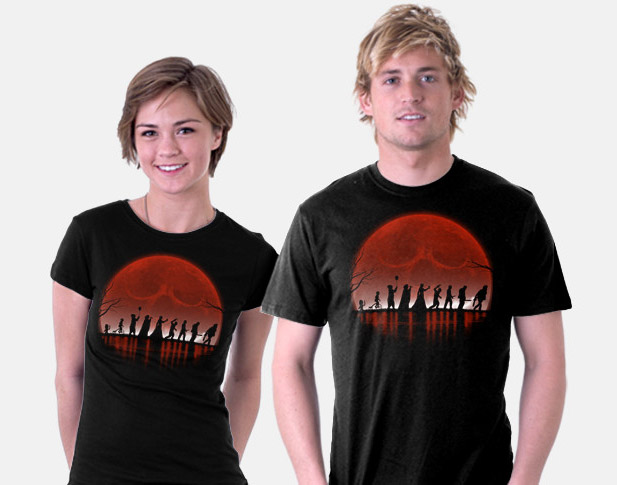 the-fellowship-of-the-horror-t-shirt