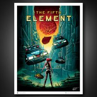The Fifth Element Art Print - featured