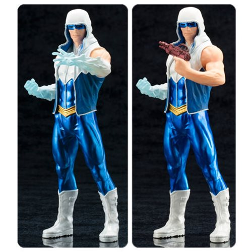 The Flash Captain Cold New 52 ArtFX Statue