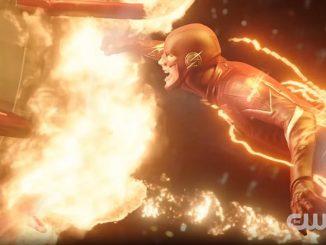 The Flash Comic-Con 2018 Trailer