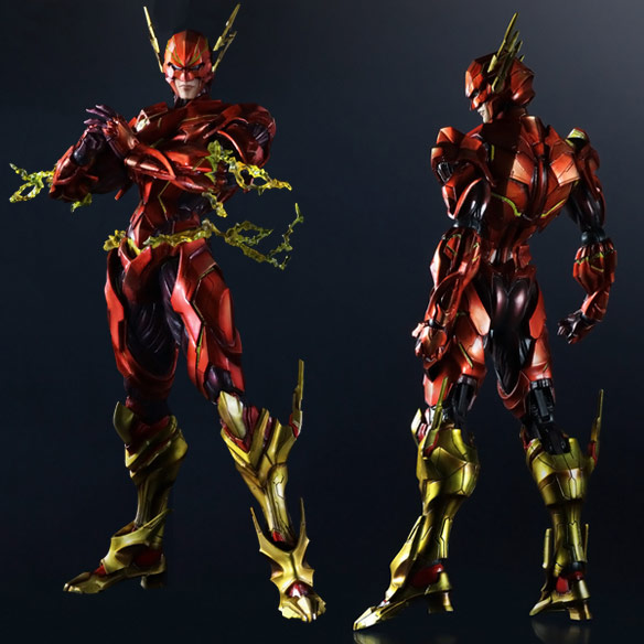 The Flash DC Comics Variant Collectible Figure