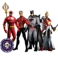 The Flash Exclusive Flashpoint Action Figures Box Set
