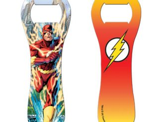 The Flash Lightning Fast Dogbone Bottle Opener