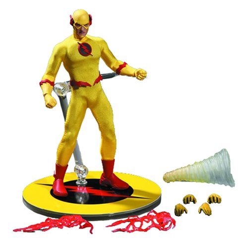 The Flash Reverse Flash One 12 Collective Action Figure