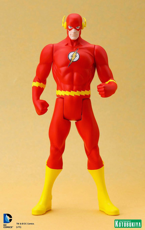 The Flash Super Powers Collection ArtFX Statue