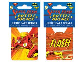 The Flash Super Speed Credit Card Bottle Opener