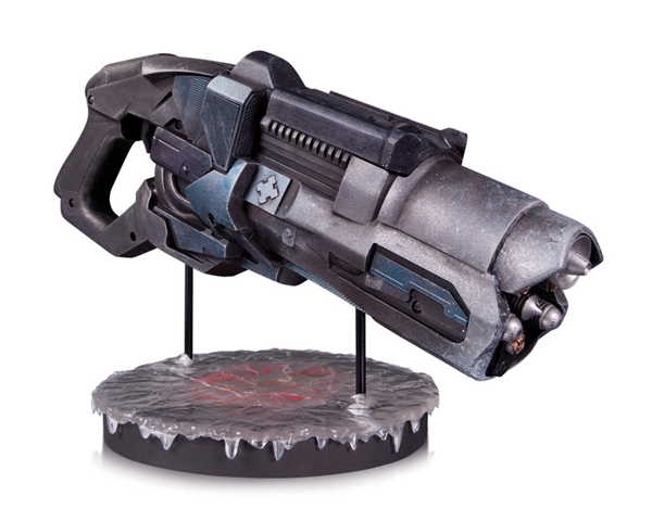 The Flash TV Series Captain Cold Freeze Gun Prop Replica