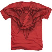 The Flash Winged Logo T-Shirt
